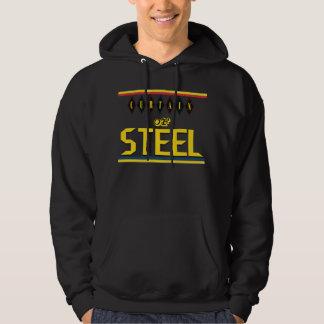 Cortina del acero: 5 anillos jersey con capucha