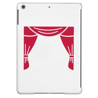 Cortina del teatro funda para iPad air