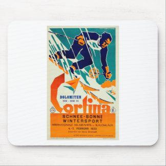 Cortina, Dolomiti Mouse Pad