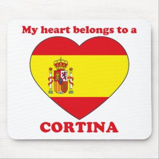 Cortina Mouse Pad