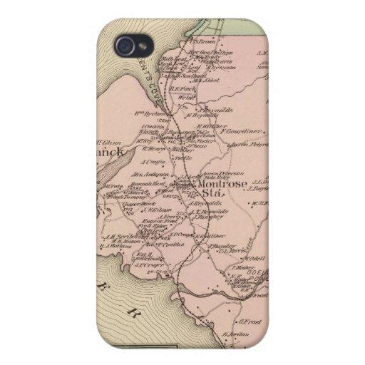 Cortland, aterrizaje del Croton, Nueva York iPhone 4 Carcasas