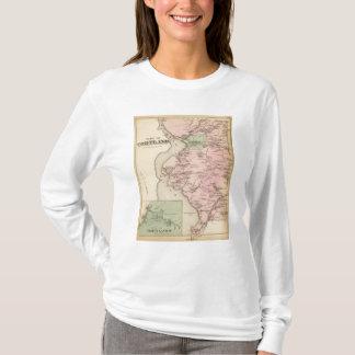 Cortland, Croton Landing, New York T-Shirt