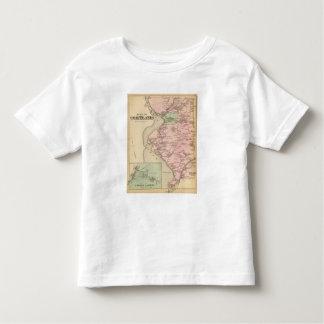 Cortland, Croton Landing, New York Toddler T-shirt