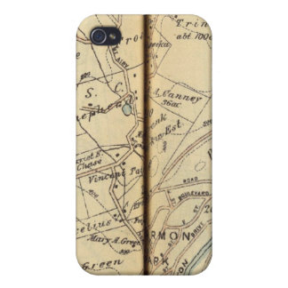 Cortlandt, New York 2 Cover For iPhone 4