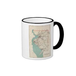 Cortlandt town ringer mug