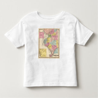 Cortlandt,Town Toddler T-shirt