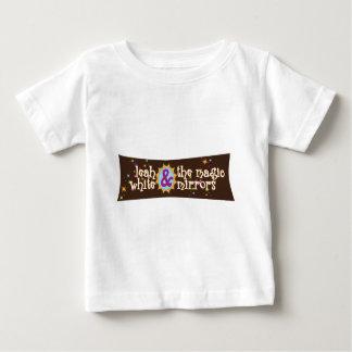 Cortocircuito-manga T del bebé Playera