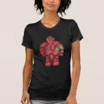 Cortocircuito voluminoso camiseta