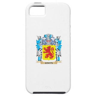 Corts Coat of Arms - Family Crest iPhone 5 Cover