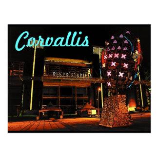 Corvallis (Reser) Postcard