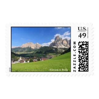 Corvara - Val Badia Postage