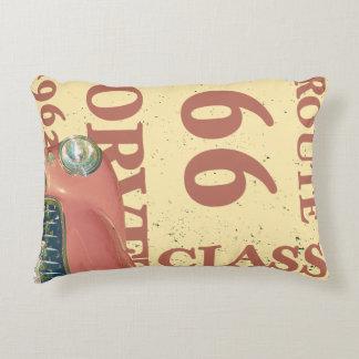 Corvette 1962 decorative pillow