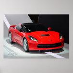 Corvette 2014 poster