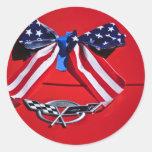 Corvette 50th Anniversary Sticker