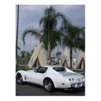 Corvette 75 tarjetas postales