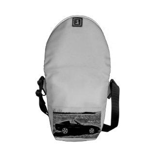 Corvette Beach Messenger Bag