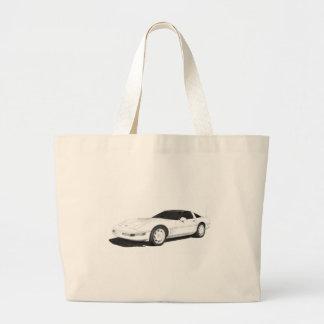 Corvette C4 Bolsa Tela Grande