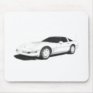 Corvette C4 Tapetes De Ratones