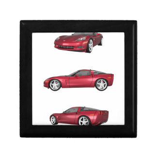 Corvette: Candy Apple Finish Gift Box
