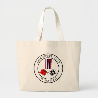 Corvette Club of Hawaii Tote Tote Bags