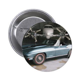 Corvette Convertible Button