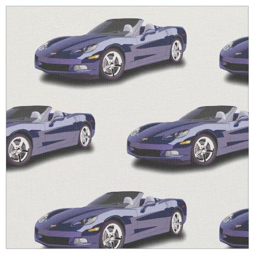 Corvette Convertible Fabric