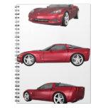 Corvette: El caramelo Apple acaba Notebook