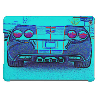 Corvette from rear case for iPad air
