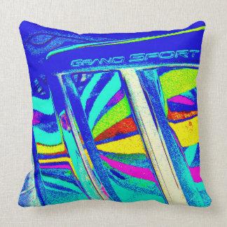Corvette Grand Sport Air Intake Altered Pillows