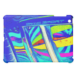 Corvette Grand Sport with Beach Ball Reflections iPad Mini Case