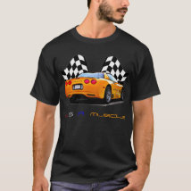 Corvette Muscle T-Shirt