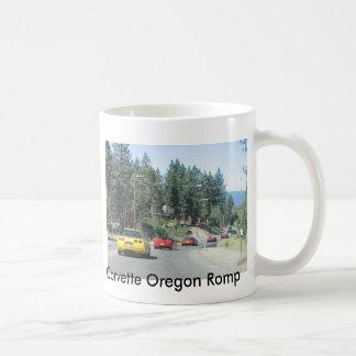 Corvette Oregon Romp Coffee Mug