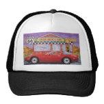 corvette paintings 005 trucker hat