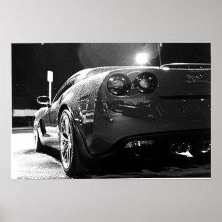 Corvette Póster