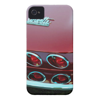 Corvette sting ray tail lights iPhone 4 cover
