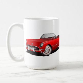 Corvette Taza Clásica