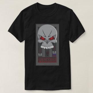 Corvette the Punisher Skull T-Shirt
