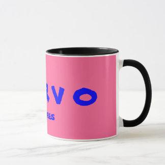 Corvo Azores Coffee Mug