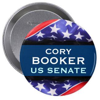 Cory  BOOKER US Senate Campaign Button