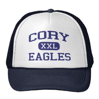 Cory Eagles Middle School Gadsden Alabama Trucker Hat