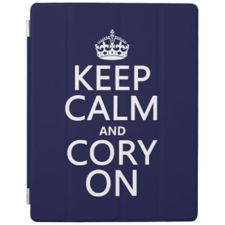 Cory On iPad Cover