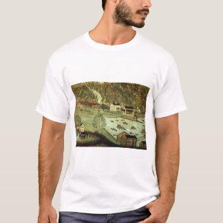 Coryell's Ferry', Joseph Pickett_Landscapes T-Shirt