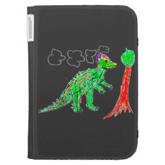 Corythosaurus Kindle Cases