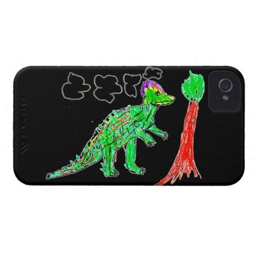 Corythosaurus Case-Mate iPhone 4 Cases