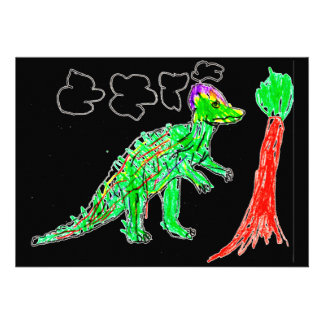 Corythosaurus Anuncio Personalizado