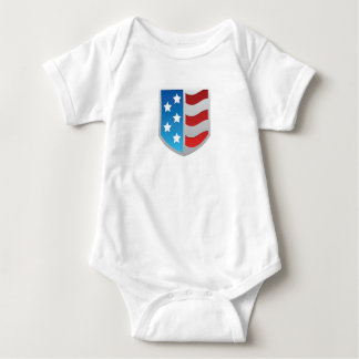 COS logo outfit for infants Baby Bodysuit