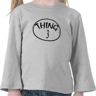cosa 3 camiseta