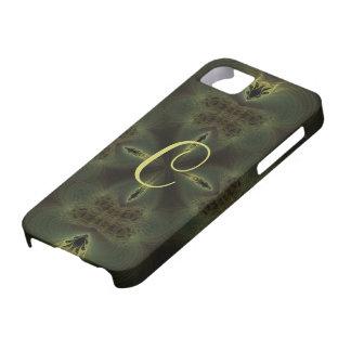 Cosa de la mandala del caleidoscopio de la iPhone 5 funda