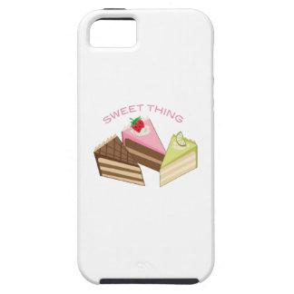 Cosa dulce iPhone 5 Case-Mate cárcasas