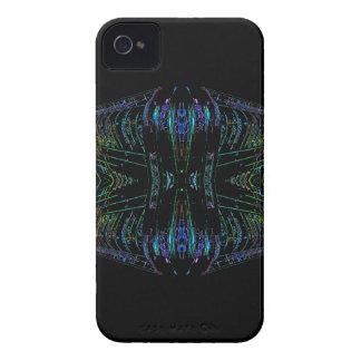 Cosa futurista del arte abstracto del futurismo iPhone 4 fundas